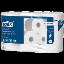Toalettpapper Tork Extra Mjukt T4 42/fp