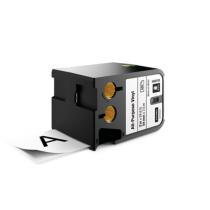 Flerfunktionsvinyl Dymo XTL 54 mm svart/vit