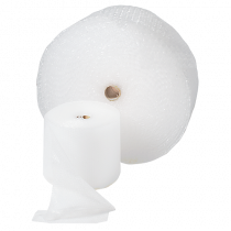 Bubbelfolie AirCap 0,3x75 m 10 mm perforerad