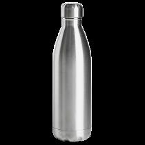 Stålflaska Sagaform 50 cl silver