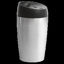 Bilmugg Sagaform silver