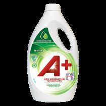 Tvättmedel A+ Vitvätt 2,2L