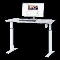 Sitt/ståbord Sun-Flex Easydesk Elite vit