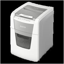 Automatisk dokumentförstörare Leitz IQ Autofeed IQ 100