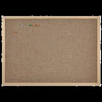 Anslagstavla Linen 45x60 cm