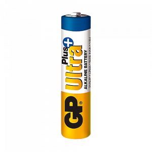 Batteri GP Ultra+ Plus Alkaline AAA/LR03 4/fp